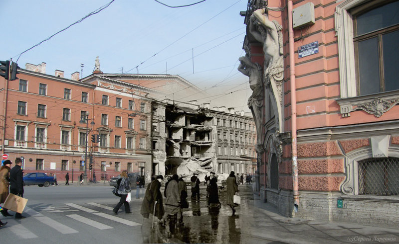 1 051 St. Petersburg: Now and Then 2