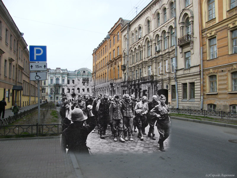 1 084 St. Petersburg: Now and Then 2