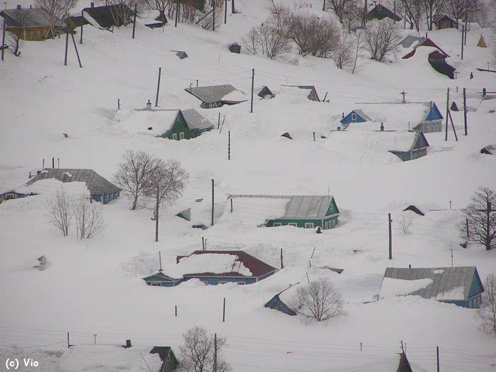 winter in Russia 12