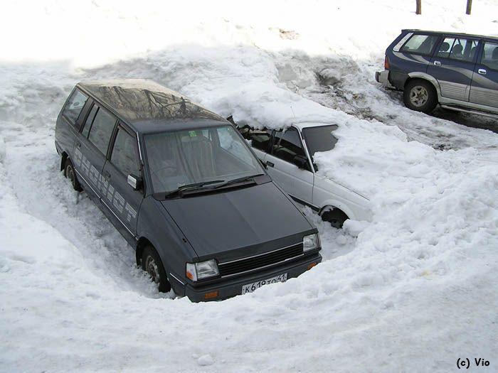 winter in Russia 2