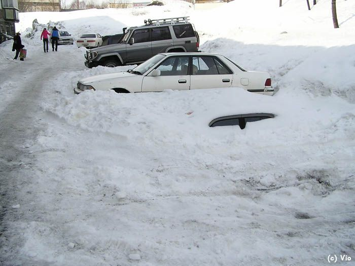 winter in Russia 3