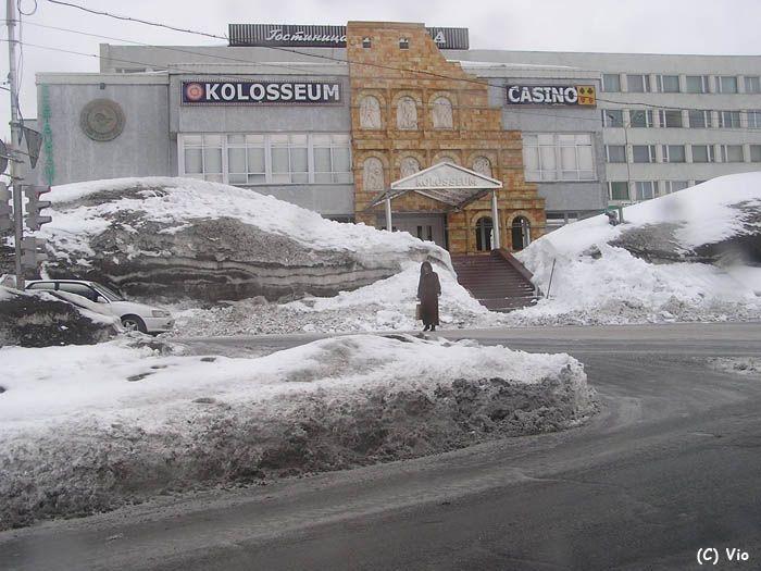 winter in Russia 4