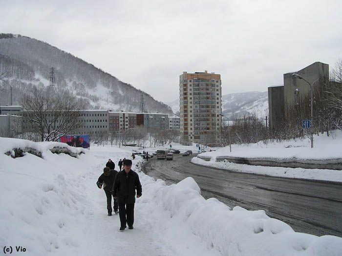 winter in Russia 5