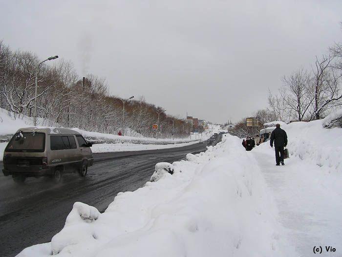 winter in Russia 6