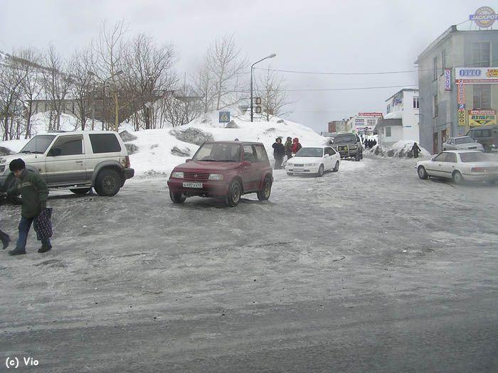 winter in Russia 7