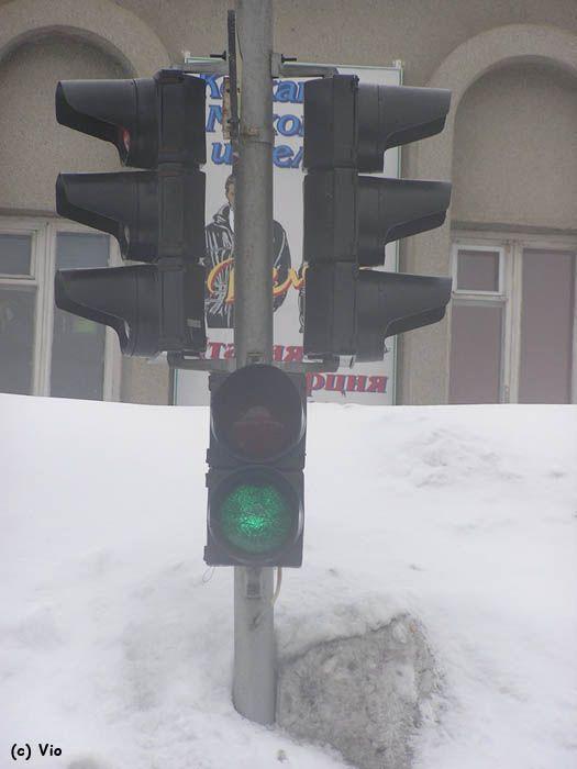 winter in Russia 8