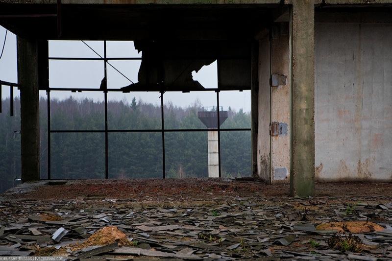 Russian abandoned pig city 3