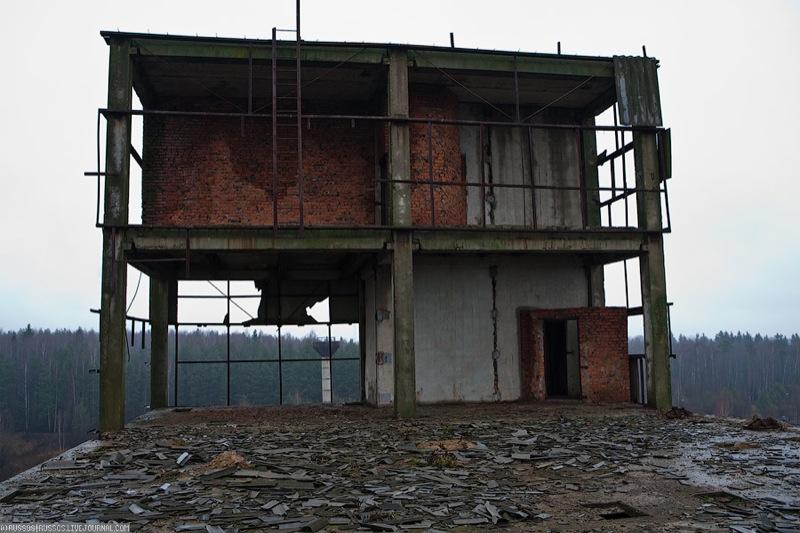 Russian abandoned pig city 4