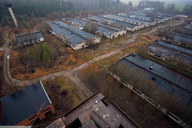 Russian abandoned pig city 5