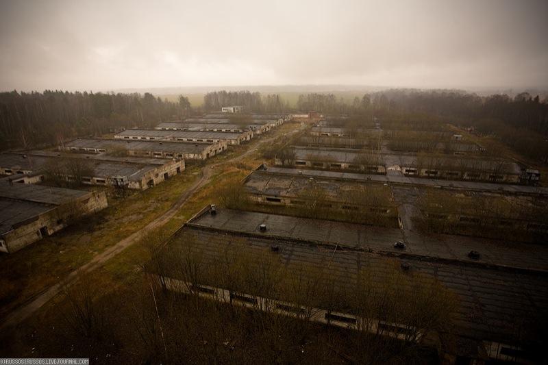 Russian abandoned pig city 8