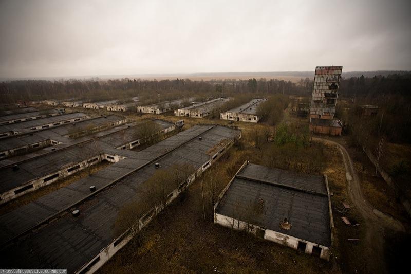 Russian abandoned pig city 10