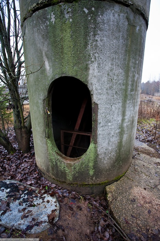 Russian abandoned pig city 11
