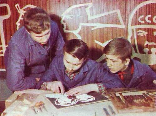 Russian Pioneers 18