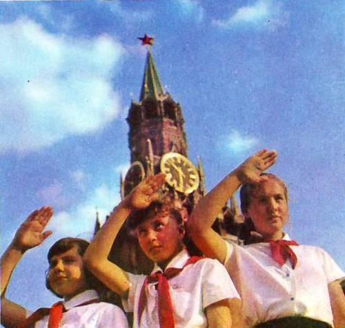 Russian Pioneers 4