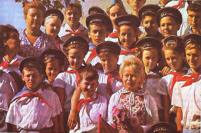 Russian Pioneers 9