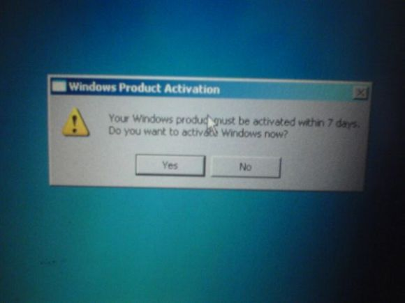 russian ATM with pirated copy of windows installed 2