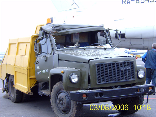 in russia planes crash trucks