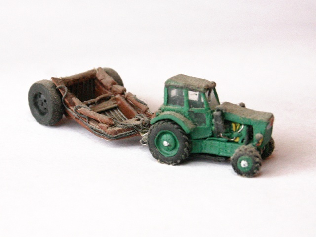 russian cars made of plasticine 14