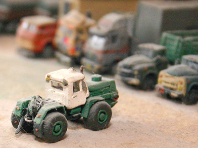 russian cars made of plasticine 7