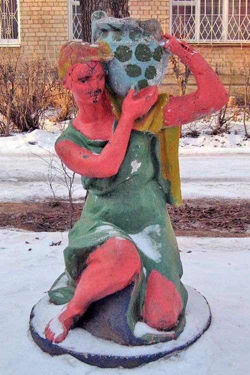 Russian children playgrounds 14