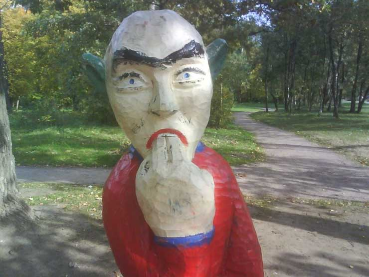 Russian children playgrounds 22