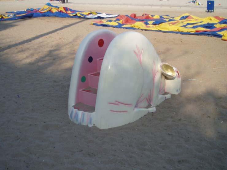 Russian children playgrounds 4