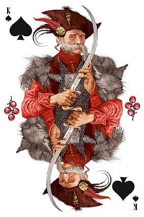 Playing cards from Ukraine 11