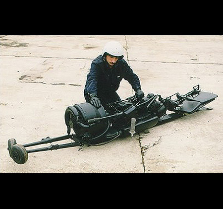 Russian smallest helicopter 3