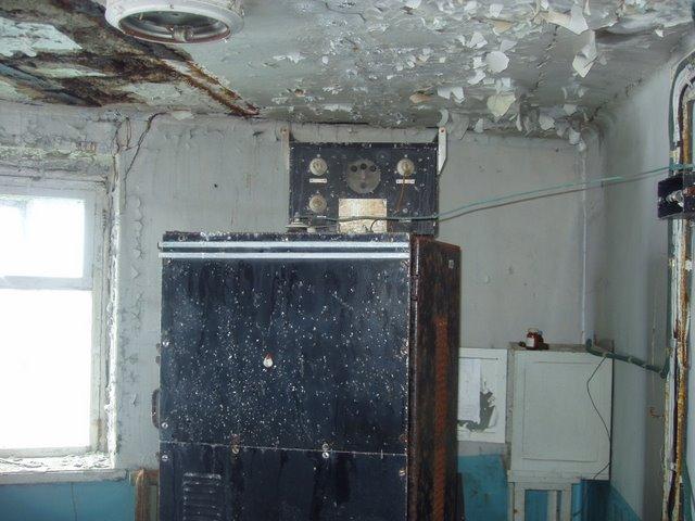 Russian Abandoned Nuclear Polar Lighthouse 13