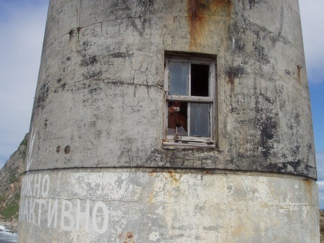Russian Abandoned Nuclear Polar Lighthouse 15