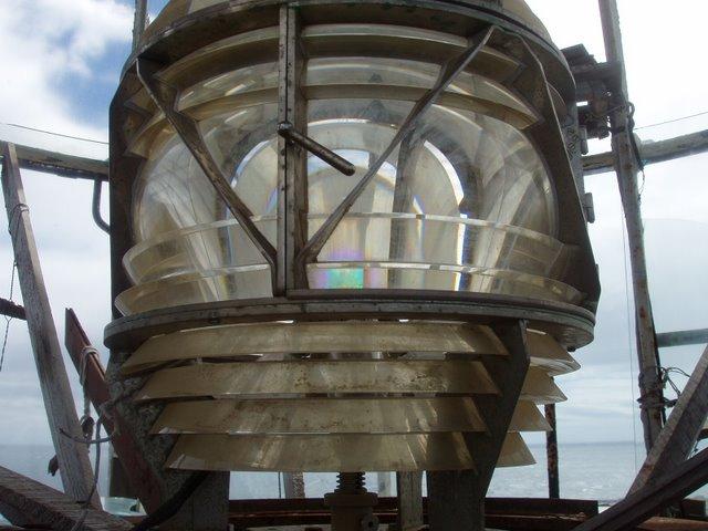 Russian Abandoned Nuclear Polar Lighthouse 18