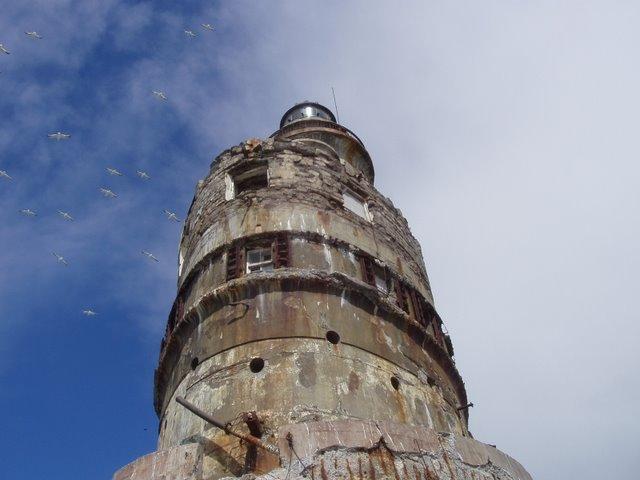 Russian Abandoned Nuclear Polar Lighthouse 20