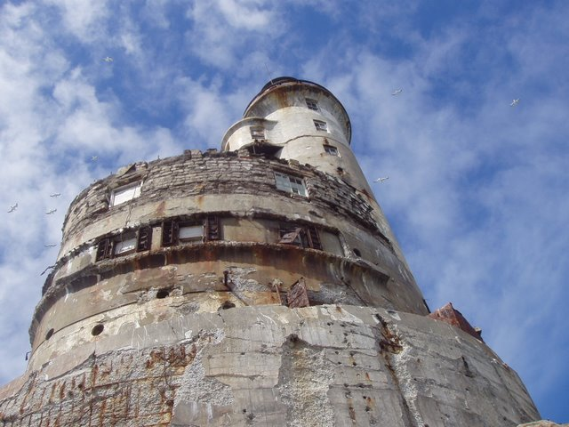 Russian Abandoned Nuclear Polar Lighthouse 5
