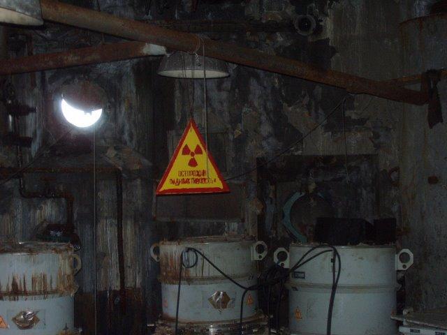 Russian Abandoned Nuclear Polar Lighthouse 7