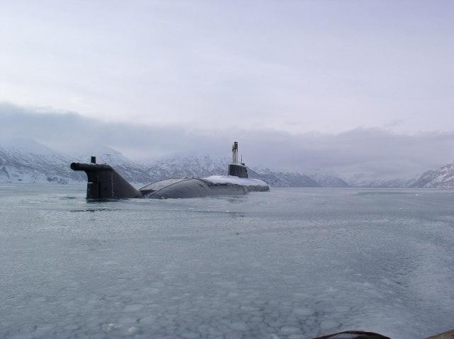 Russian submarines 1