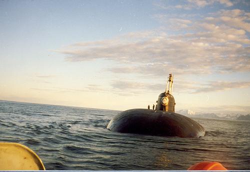 Russian submarines 12