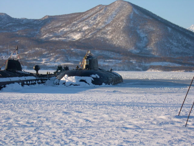Russian submarines 6