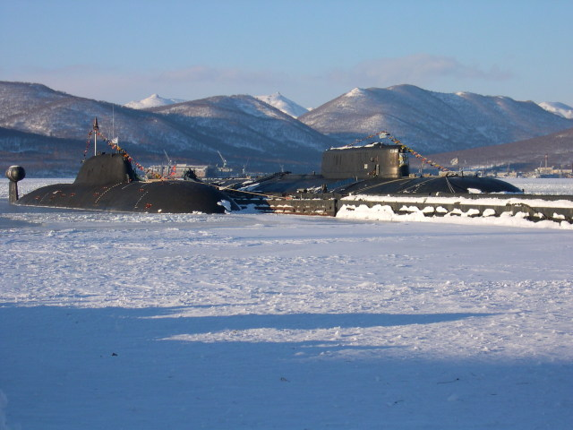 Russian submarines 7