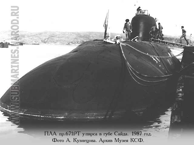 Russian submarines 11