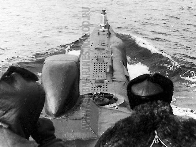 Russian submarines 15