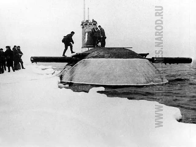 Russian submarines 21
