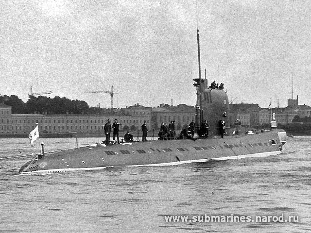 Russian submarines 25