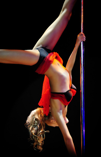 Pole Dance In Vladivostok 15