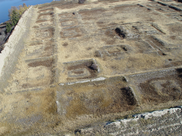 ancient Russian fortress on the island 6
