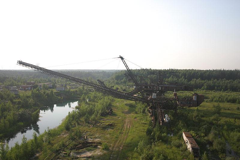 Russian abandoned machinery 7