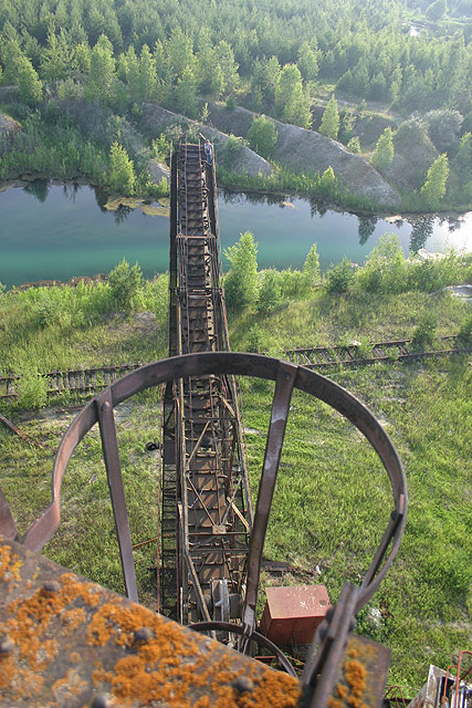 Russian abandoned machinery 9