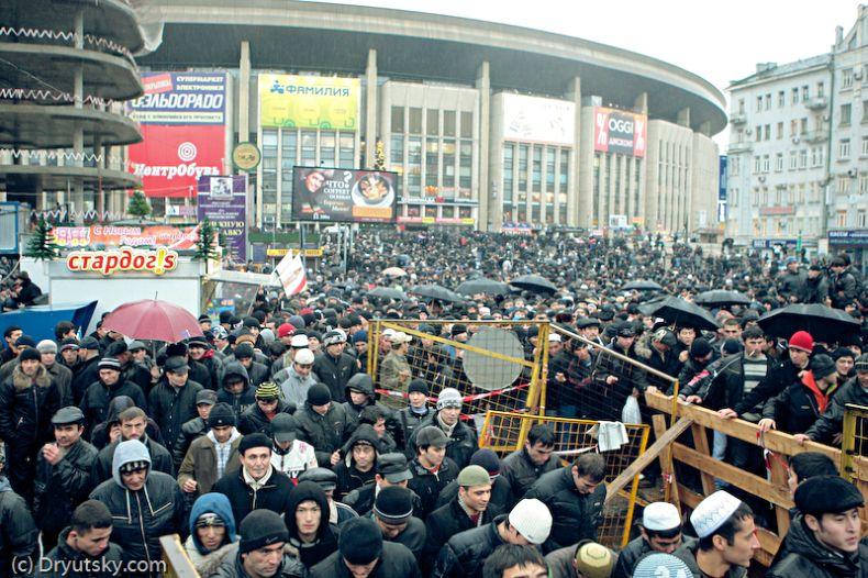 Russian muslims 1