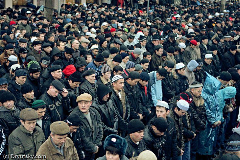 Russian muslims 2