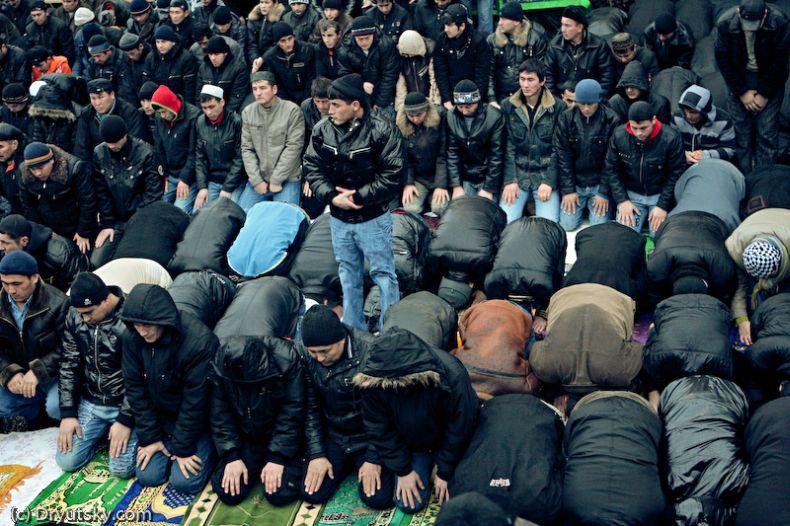 Russian muslims 3