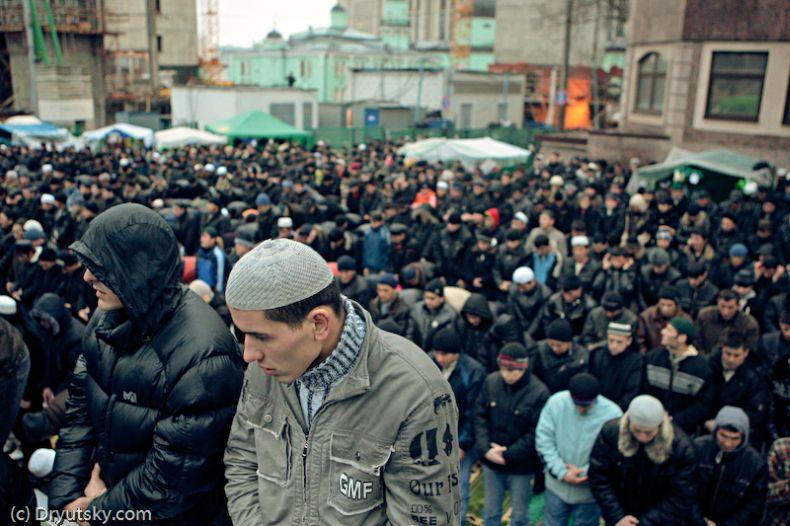 Russian muslims 4